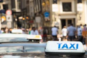 taxi nederland